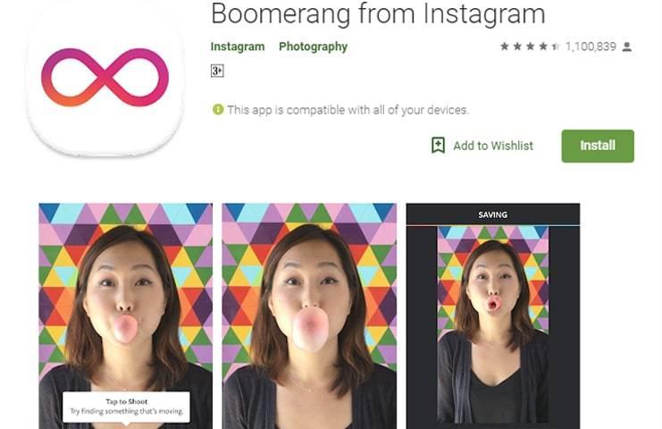 #1 Boomerang