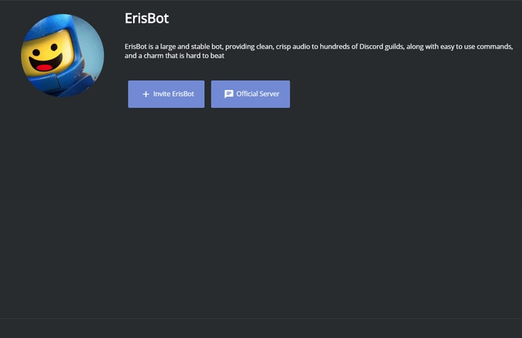 #5 Erisbot