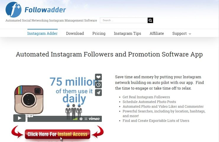 #3 FollowAdder