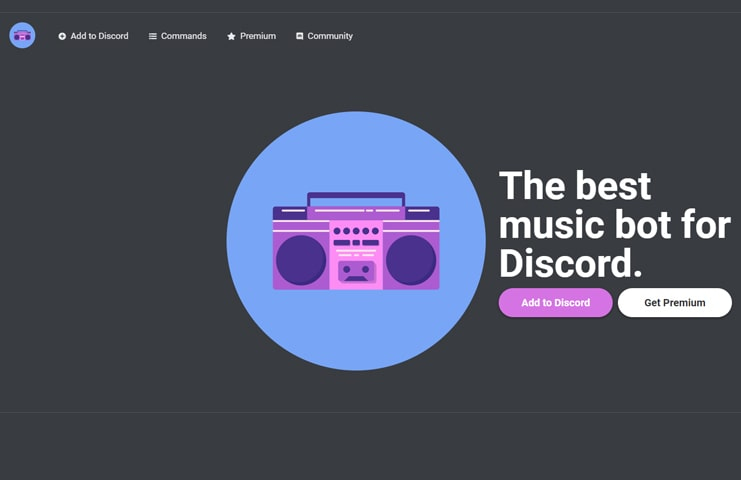 Discord Music Bot Commands