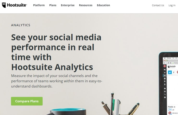 #11 Hootsuite Analytics