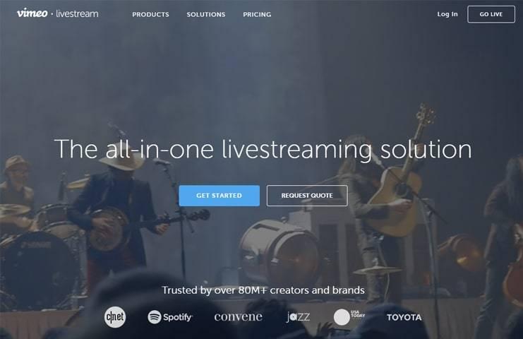 #4 Livestream