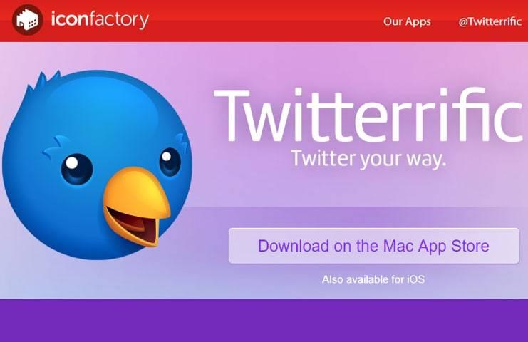 #2 Twitterrific