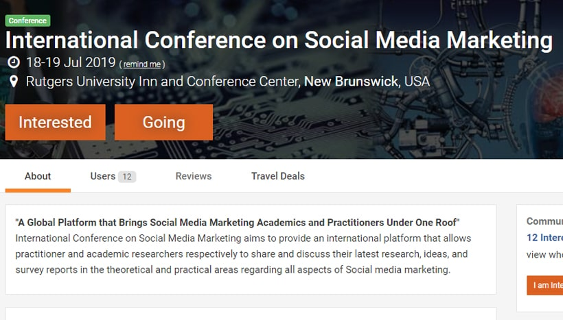 Top 25 Best Social Media Conferences & Events in 2019
