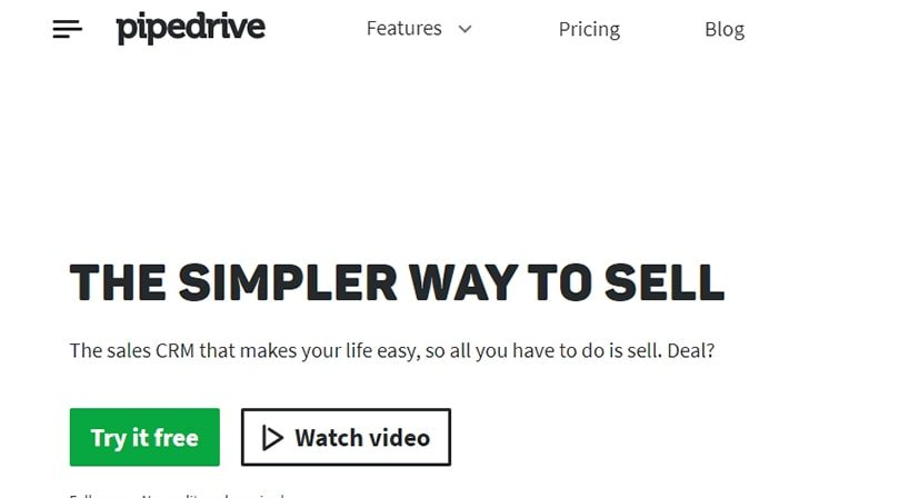 Pipedrive Review: CRM With a Mission