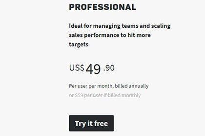 Pipedrive-Professional