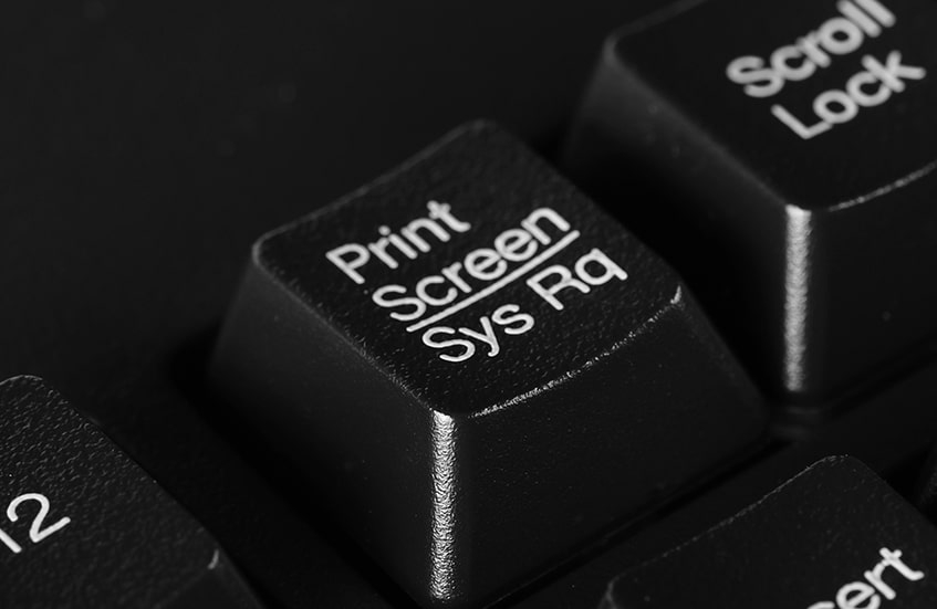 Print-Screen