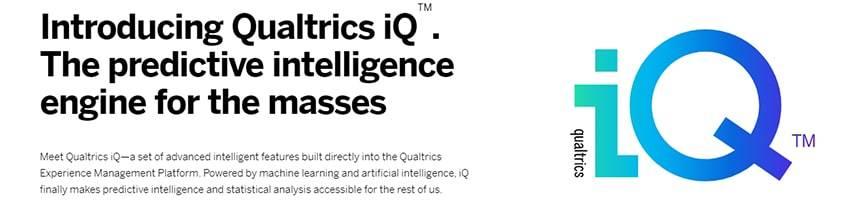 Qualtrics-iQ