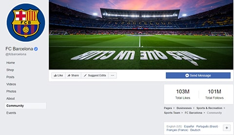 Best Facebook Pages in 2020