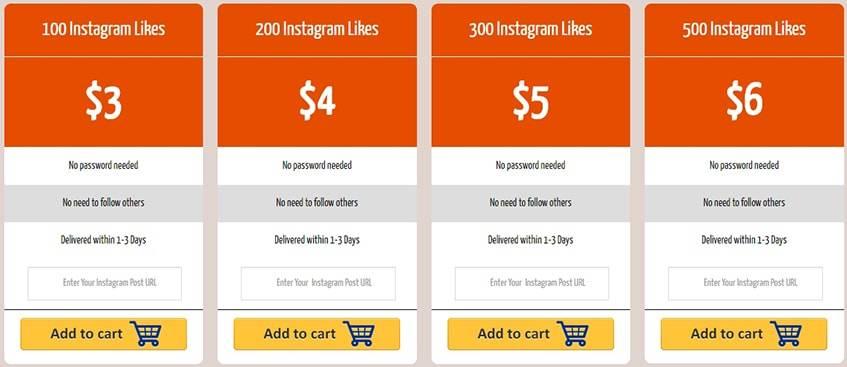 Fastlykke Instagram Likes