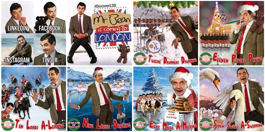 Mr Bean Photos