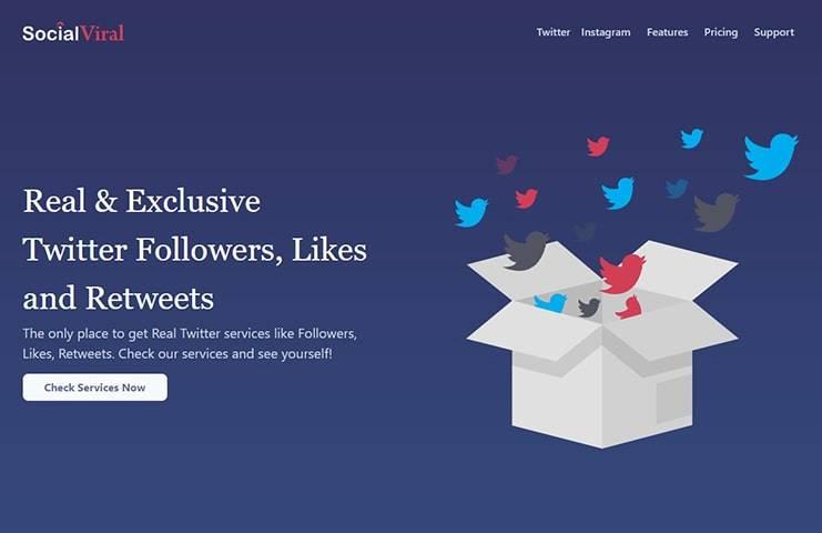 #2 Social Viral