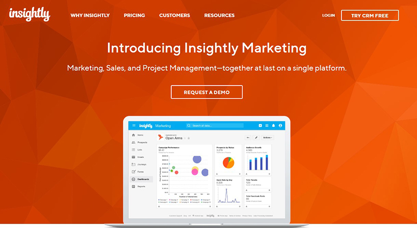 Insightly Review: Enter a New World of CRM