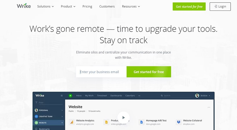 Wrike Review: How It Compares to Competitors