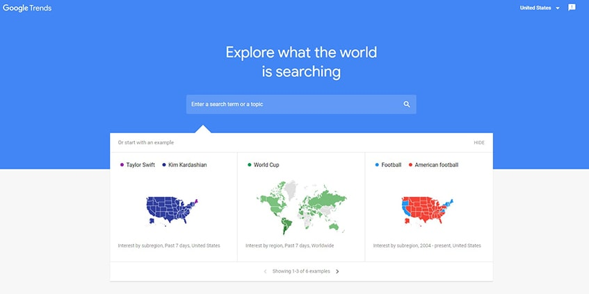 Google Trends Alternatives