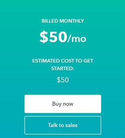 Starter Pricing