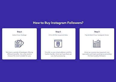 InstaMama How to Buy