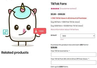 FeedPixel Buy TikTok Fans