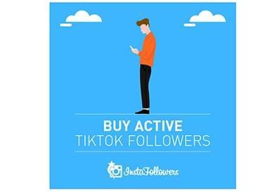 Instafollowers Buy TikTok Followers