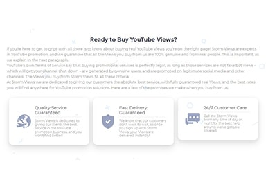 Stormviews YouTube Views
