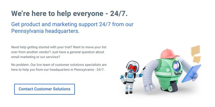 AWeber Customer Support