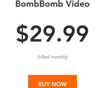 BombBomb - Video Price