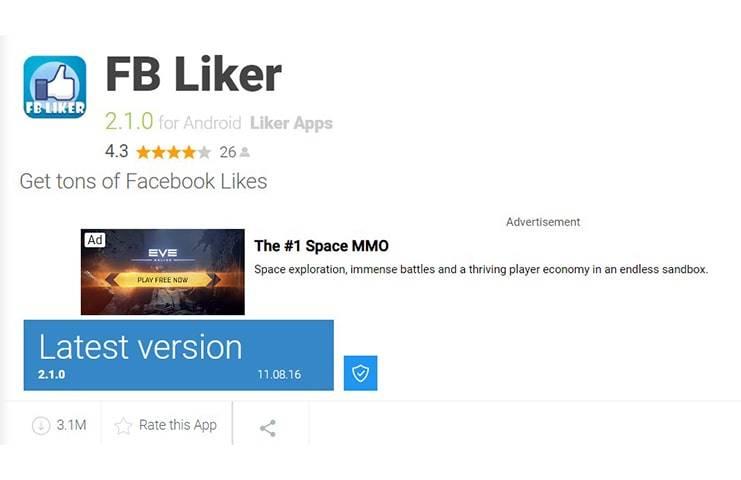 #3 FB Liker