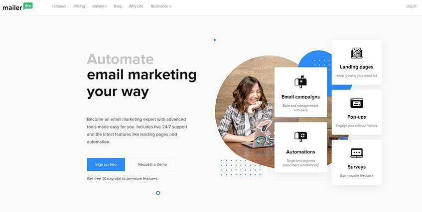 Mailerlite Alternatives