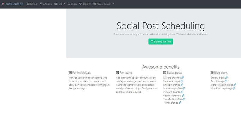 SocialOomph Review: Put More Pizazz Into Online Marketing