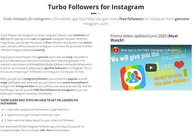Turbo Followers About