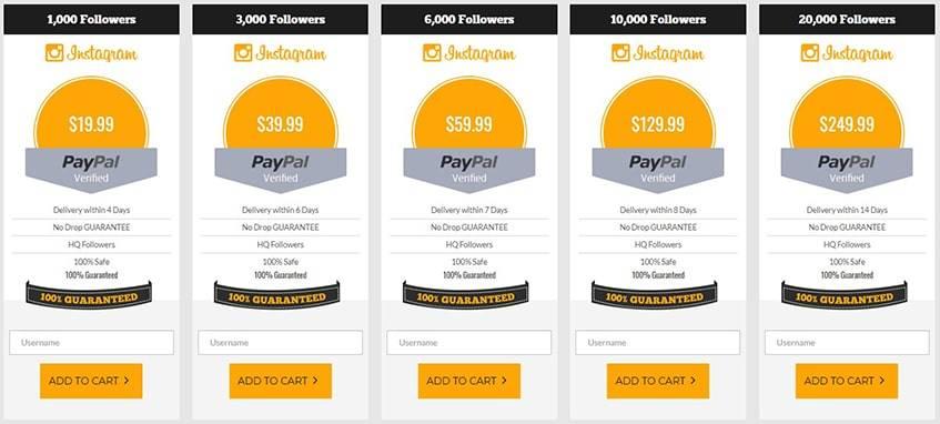 Tweetangels Buy Instagram Followers