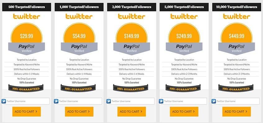 Tweetangels Buy Twitter Followers