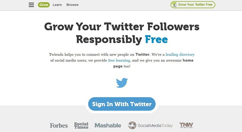 Twiends Review: Make Your Twitter Rock