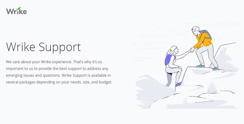 Wrike Support