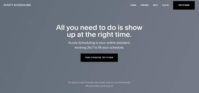 Acuity Main Alternatives