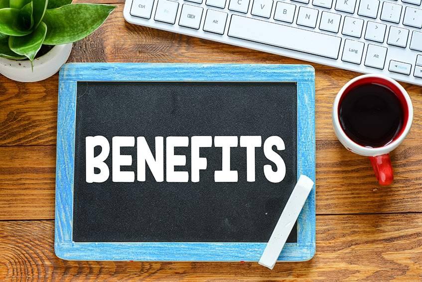 Benefits of Saving