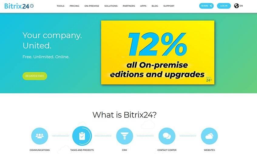 Bitrix24 Alternatives