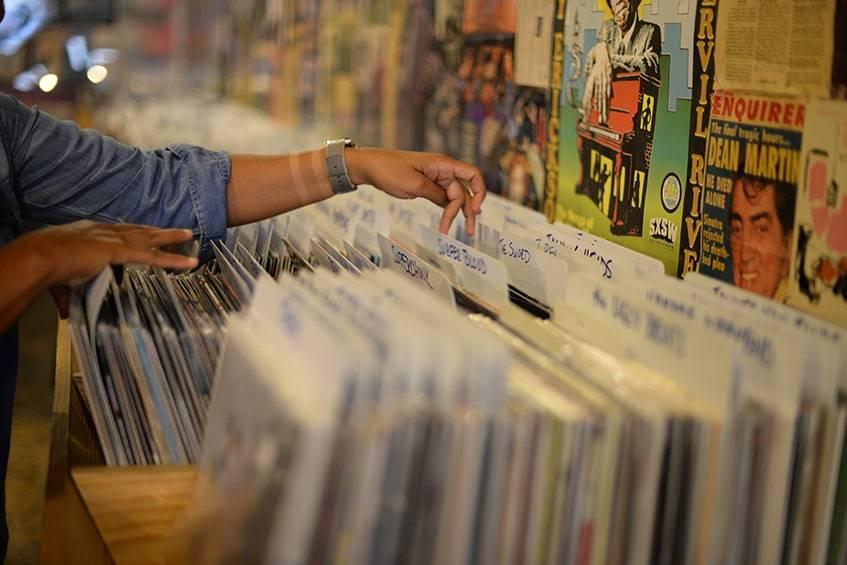 Choosing the Music