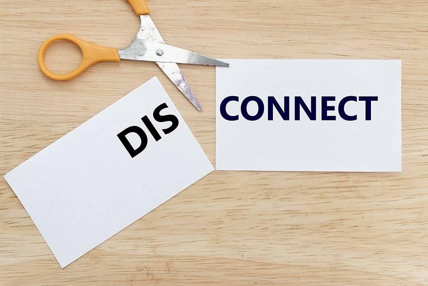 Disconnect Instagram