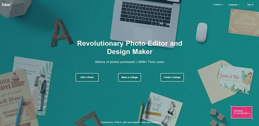 Fotor Photo Editor Alternatives