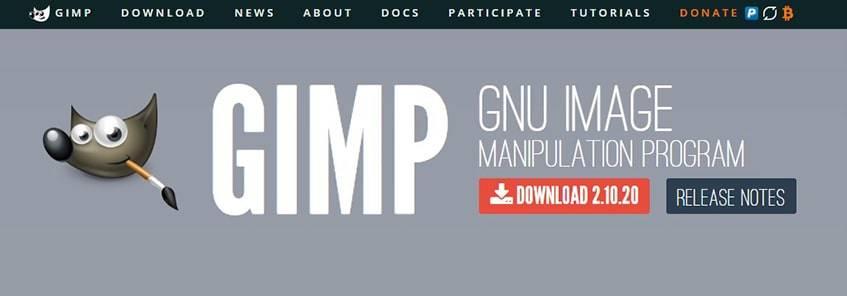 GIMP Alternatives