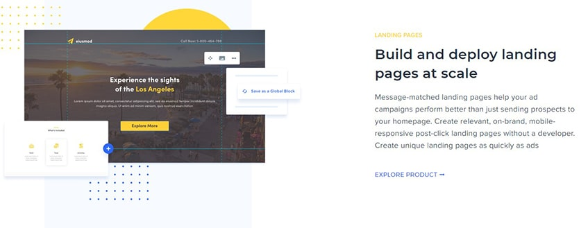Instapage Design Templates