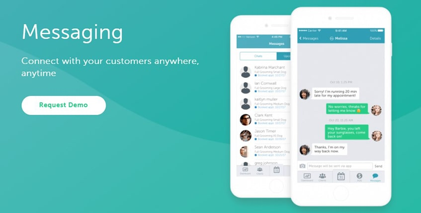 MyTime 2-Way Messaging