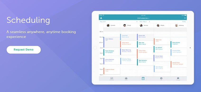 MyTime Scheduling