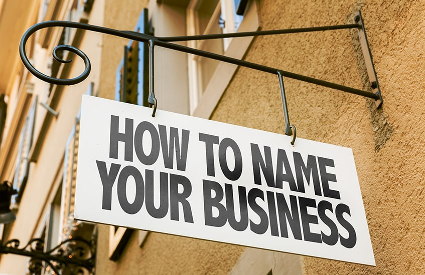 Name a Business