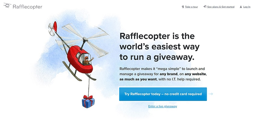 Rafflecopter Main Alternatives