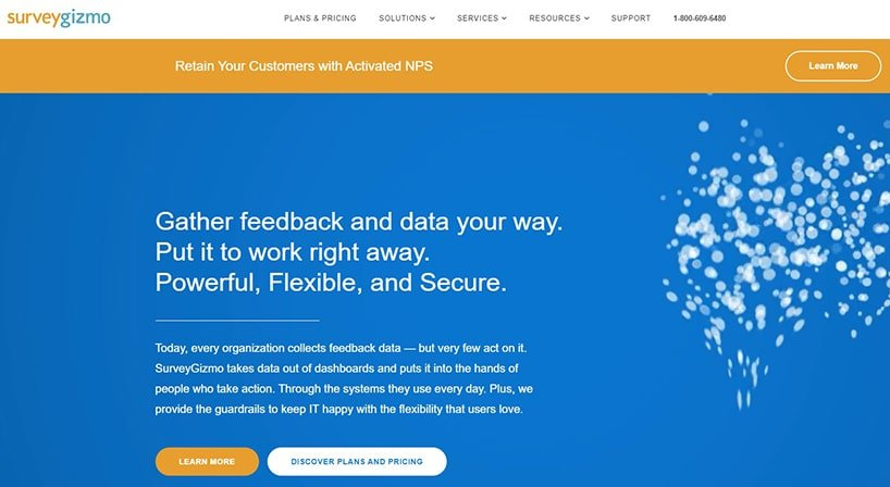 SurveyGizmo Review: The Complete Survey Software