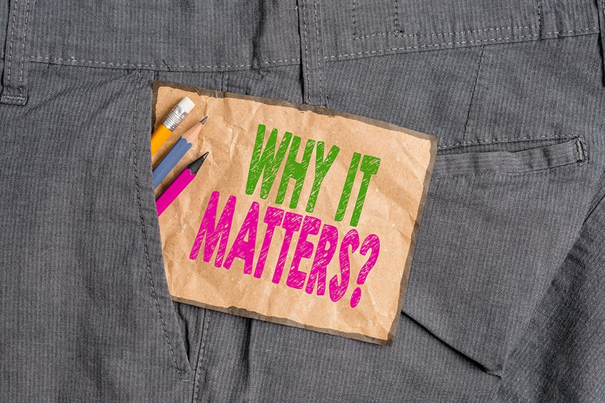 Why It Matter