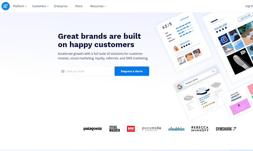 Yotpo Review 2020: Leverage Customers in Your Favor