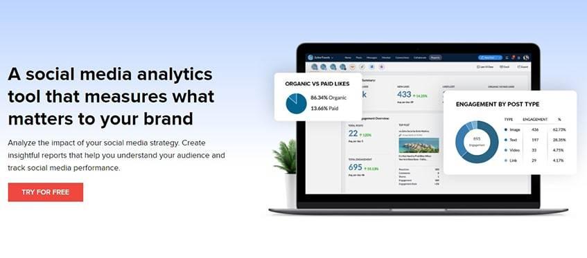 Zoho Social Media Analytics